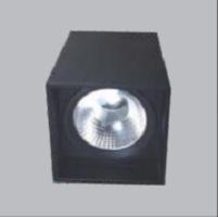 đèn led gắn nổi hộp vuông PSLLL136L10