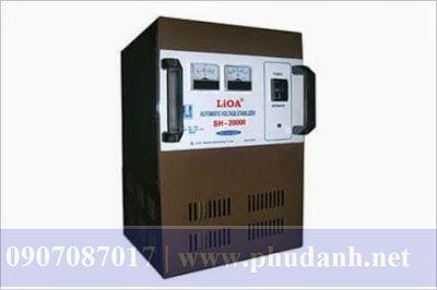 Ổn Áp Lioa 20kVA-SH-20000-3