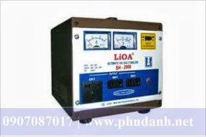 Ổn Áp Lioa 2kVA-SH-2000-3