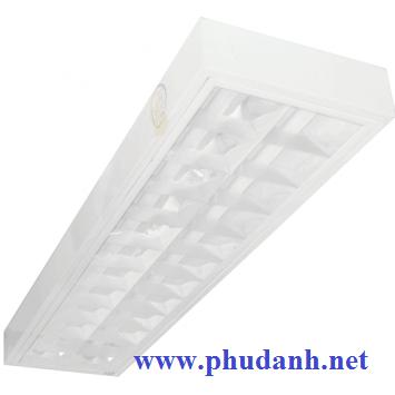 máng đèn led tán quang gắn nổi PSFD236L36
