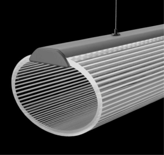 đèn led lắp nổi paragon PALB21L