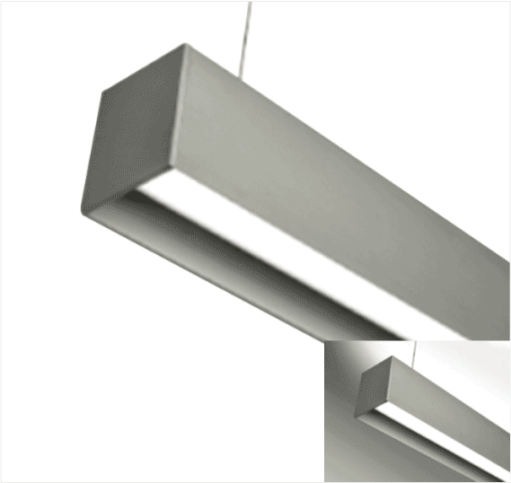 đèn led lắp nổi treo trần 49w PALG220L