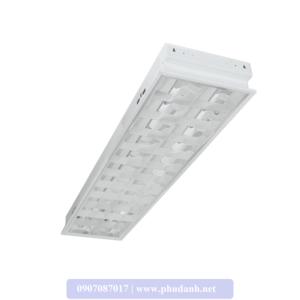 bộ máng đèn âm trần paragon PRFB236L36