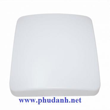 đèn led ốp trần vuông PLCK370L18