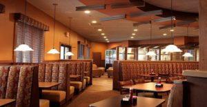 ĐÈN LED DOWNLIGHT ÂM TRẦN 34W QUÁN CAFE