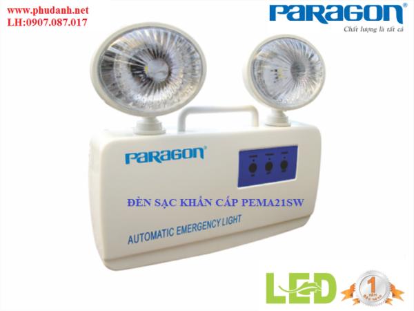đèn sạc chiếu sáng khẩn cấp PEMA21SW