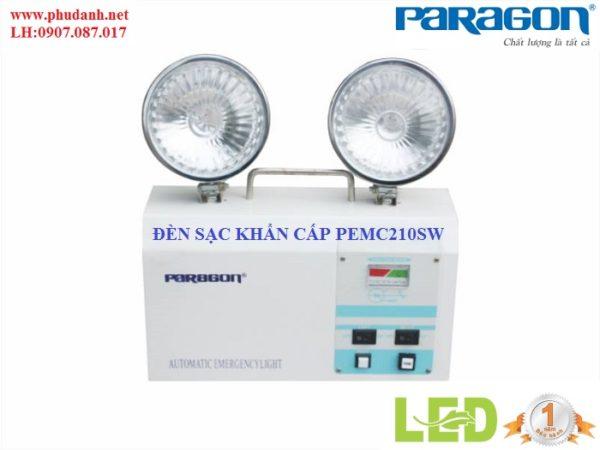 đèn sự cố paragon PEMC210SW