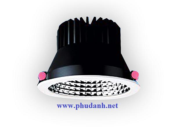 đèn downlight âm trần paragon PRDKK114L18