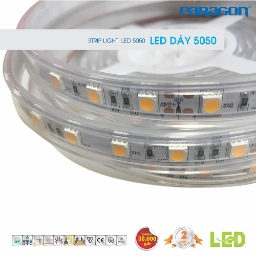 đèn led dây 5050