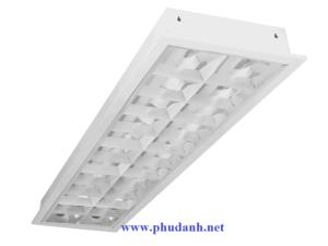 máng đèn led lắp trần PRFF236L36