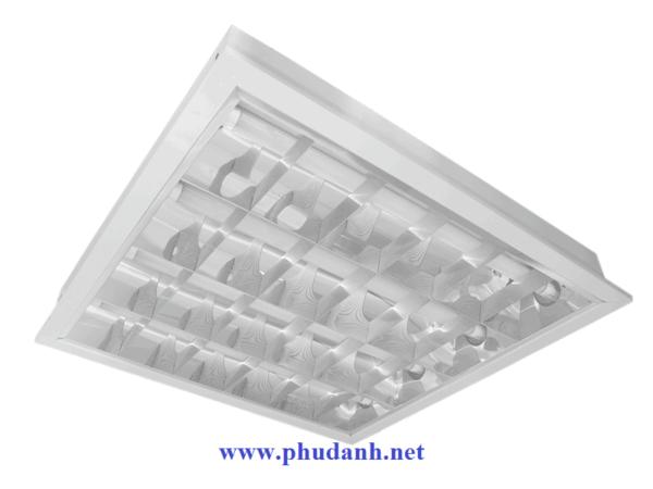 máng đèn tán quang âm trần paragon PRFF418L40
