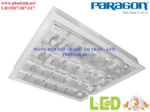 máng đèn tán quang paragon PRFF418L40