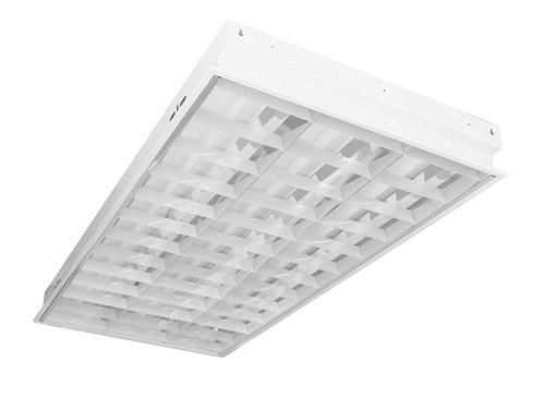 Máng đèn led âm trần 1200X600 PRFJ336L54