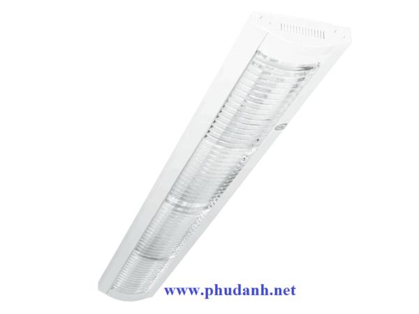 máng đèn led lắp nổi chóa nhựa PCFB236L36