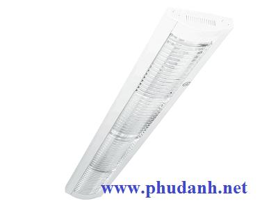 máng đèn paragon lắp nổi chóa nhựa PCFB218L20