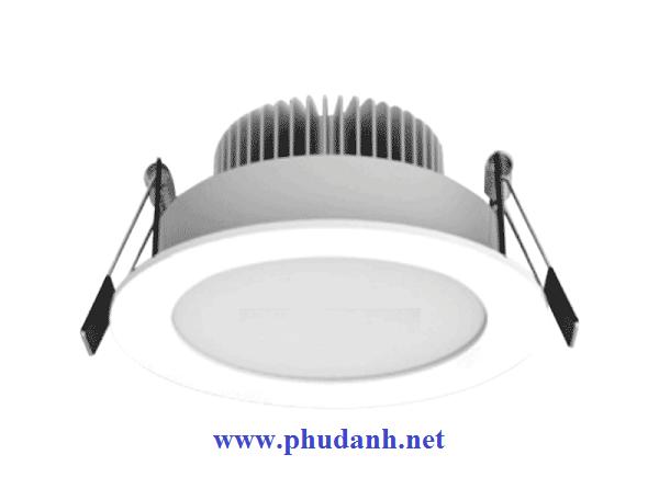 đèn led âm trần paragon PRDLL139L12